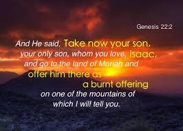 Isaac and Abraham